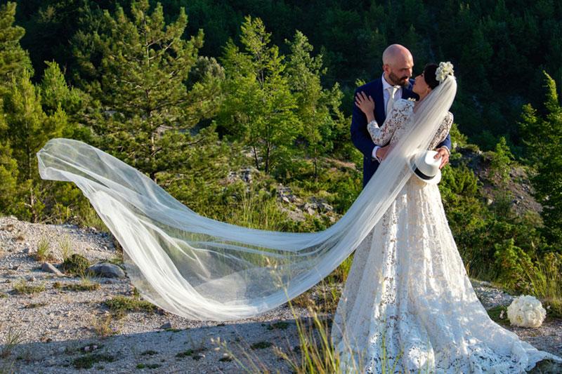 Fotografie di matrimonio provincia di Cosenza